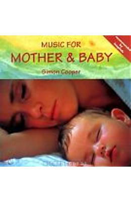 CD Music For Mother & Baby - Sleep My Baby - Simon Cooper
