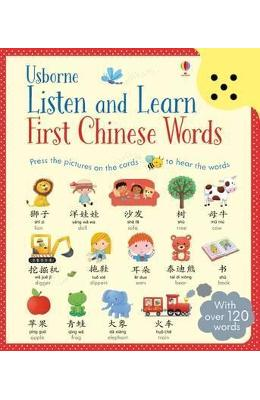 Listen and Learn First Chinese Words - Sam Taplin