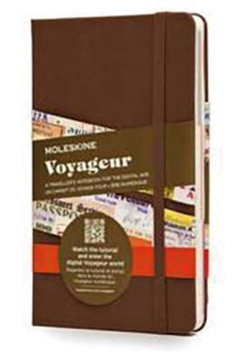 Moleskine Brown Voyageur Notebook