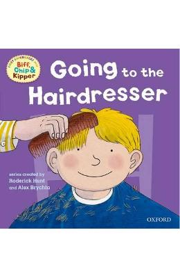 Going to the Hairdresser - Roderick Hunt, Annemarie Young