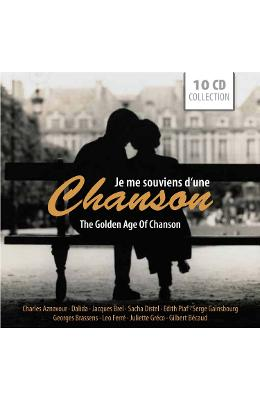 10CD Chanson: The Golden Age Of Chanson
