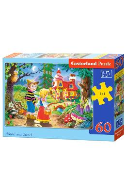Puzzle 60 Castorland - Hansel and Gretel