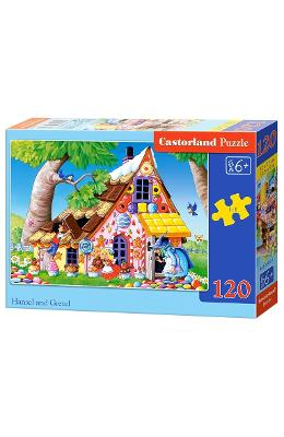Puzzle 120 Castorland - Hansel and Gretel