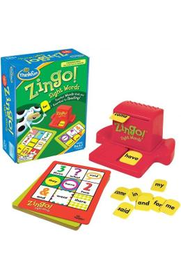 Zingo! Sight Word