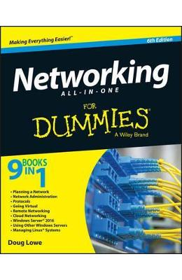 Networking All In One For Dummies 6th Ed - Doug Lowe
