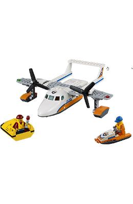 Lego City Avion de salvare pe mare 5-12 ani (60164)