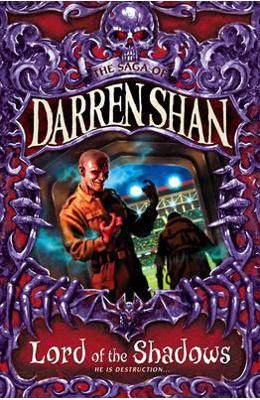 11 Lord Of The Shadows - Darren Shan