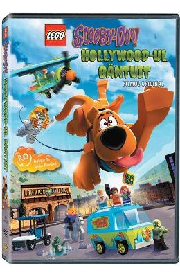 DVD Scooby-Doo Lego - Hollywood-ul Bantuit