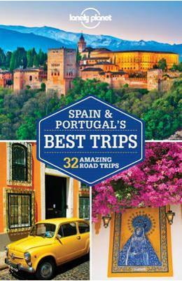 spain & portugals best trips 1st ed