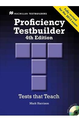 New Proficiency Testbuilder Student Book - Key Pack