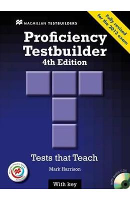 New Proficiency Testbuilder Student Book + Key + MPO Pack