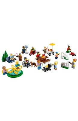 Lego City. Distractie in parc 5-12 ani