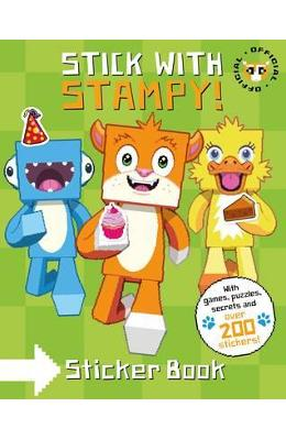 Stampy Cat: Stick with Stampy! Sticker Book