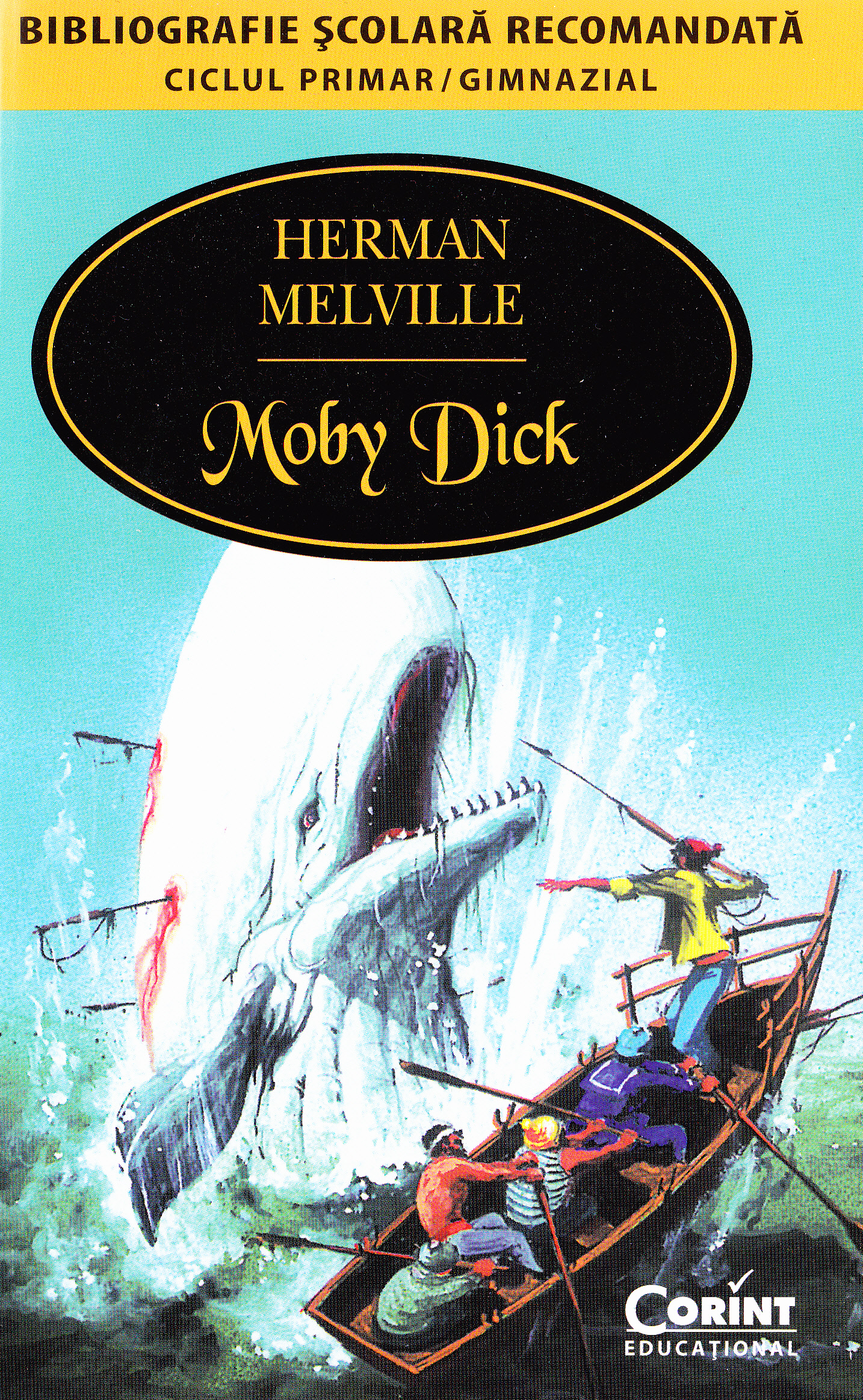 Moby Dick - Herman Melville thumbnail