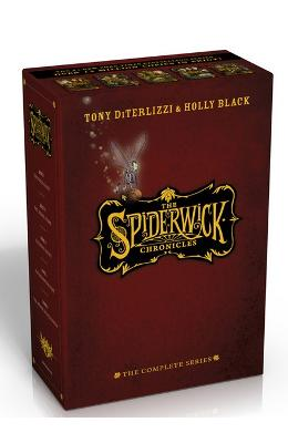 The Spiderwick Chronicles: The Complete Series - Tony DiTerlizzi, Holly Black