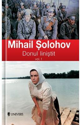 Donul Linistit Vol.1-4 - Mihail Solohov