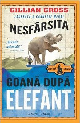 Nesfarsita goana dupa elefant - Gillian Cross