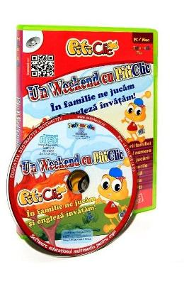 CD PitiClic - Un weekend cu PitiClic