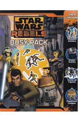 Star Wars Rebels, Busy pack. Set complex