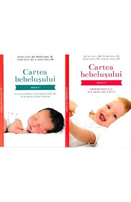 Cartea bebelusului vol.1+2 - William Sears, Martha Sears