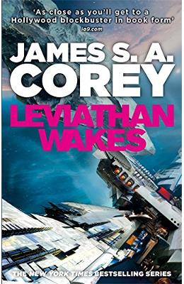 Leviathan Wakes: Book 1 - James S. A. Corey
