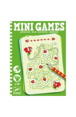 Mini Games. Labyrinthe. Labirint  Veverita
