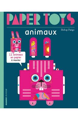 Paper Toys: Animaux
