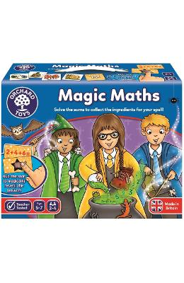 Magic Math. Magia matematicii