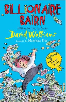 Billionaire Bairn - David Williams