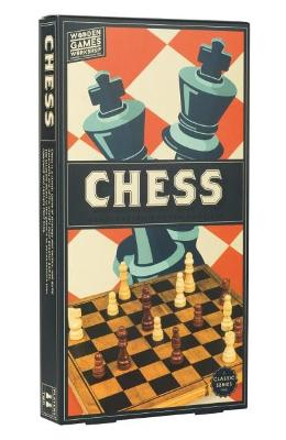 Wooden Games Workshop: Chess - Sah