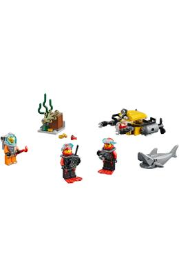 Lego Deep. Sea Starter Set